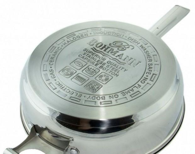 Набор посуды Bohmann 1231NS-BH (12 пр) - 1
