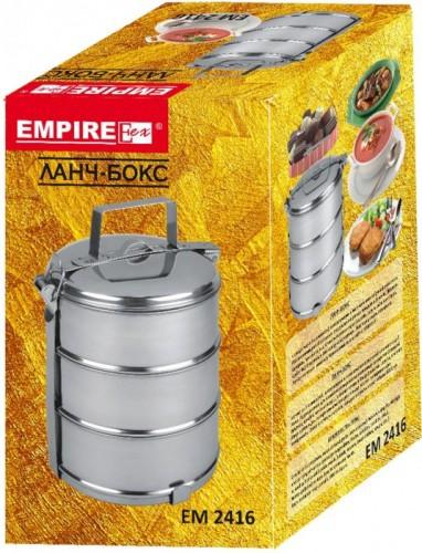 Ланч-бокс Empire 2416-E (3-1000мл) - 1