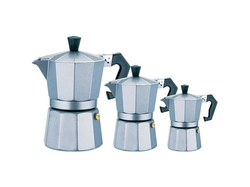 Кофеварка Maestro 1666-3-MR (3 чашки) - 1