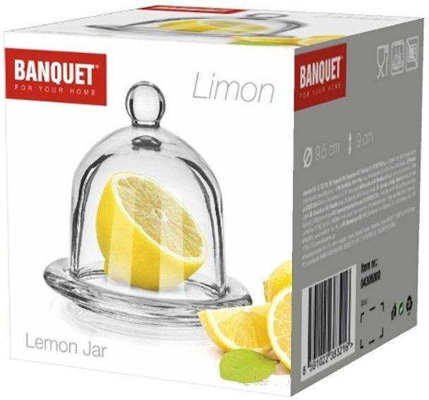 Лимонница Limon Banquet 04308000 (9,5 см) - 1