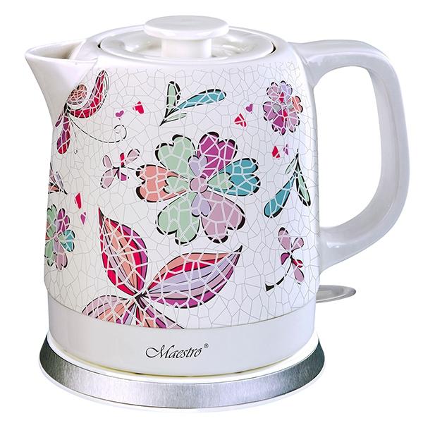 Электрический чайник керамика 068-MR (1,5 л) - 3