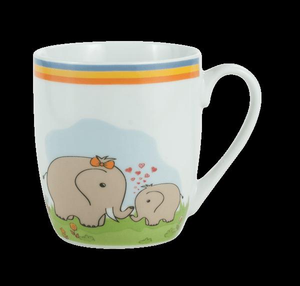 Детский набор LIMITED EDITION ELEPHANTS HYT17174 (3 пр) - 3
