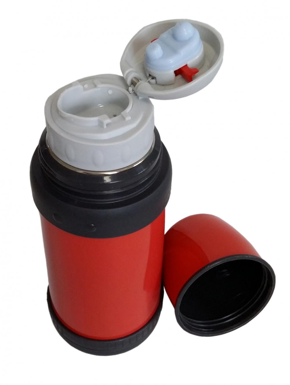 Термос Con Brio  330СВ  (1 л) красный - 2