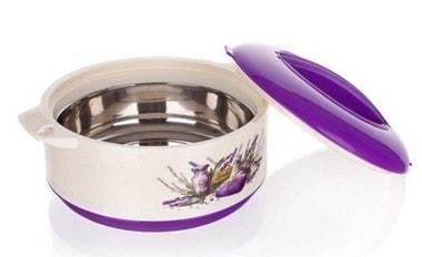 Термос пищевой Lavender Banquet 15TH1335 (3,5 л, 24х15,5 см) - 1
