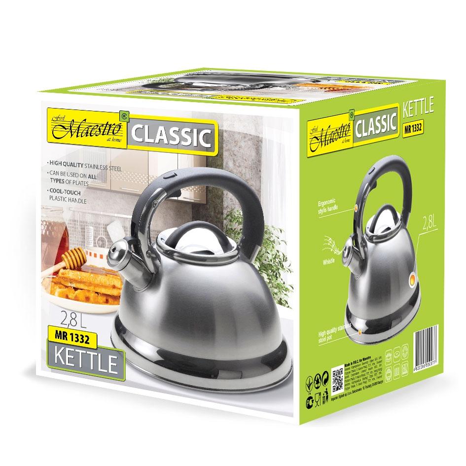 Чайник Maestro 1332-MR (2,8 л) - 1