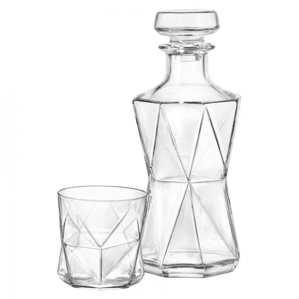 Набор для виски Bormioli Rocco Cassiopea 234525S (7 пр) - 1