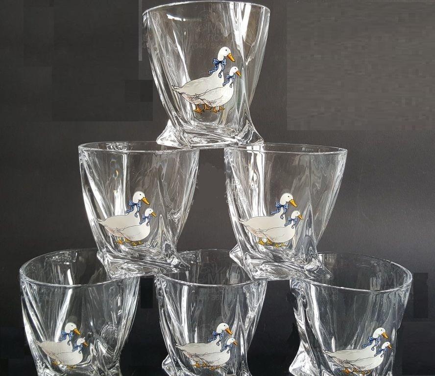Набор стаканов Bohemia Quadro 2K936/313/340 (6 шт, 340 мл) - 1