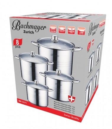 Набор посуды BachMayer 15171-BM (8 пр) - 1