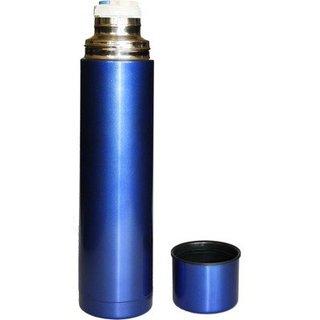 Термос Con Brio 316CB синий (1 л) - 1