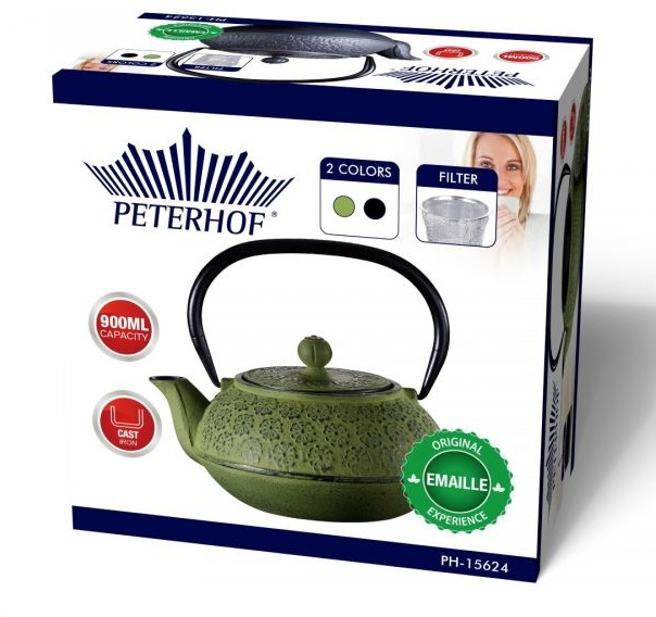 Заварочный чайник Peterhof 15624-PH (0,9 л) - 1