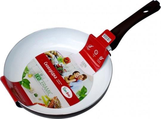 Сковорода Con Brio 2804СВ  (28 см)  - 1