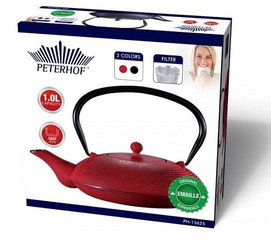 Чайник заварочный Peterhof 15625-PH  (1,0 л) - 2