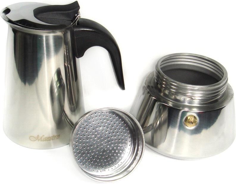 Кофеварка Maestro  1660-2-MR  (2 чашки) - 1