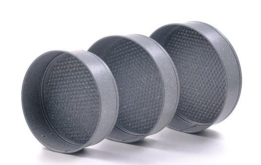 Набор разъемных форм для выпекания Con Brio 501CB (3 шт) - 1