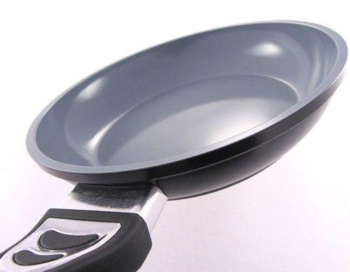 Сковорода  Lessner Ceramik Line Omega 88340-22 (22 см) - 1