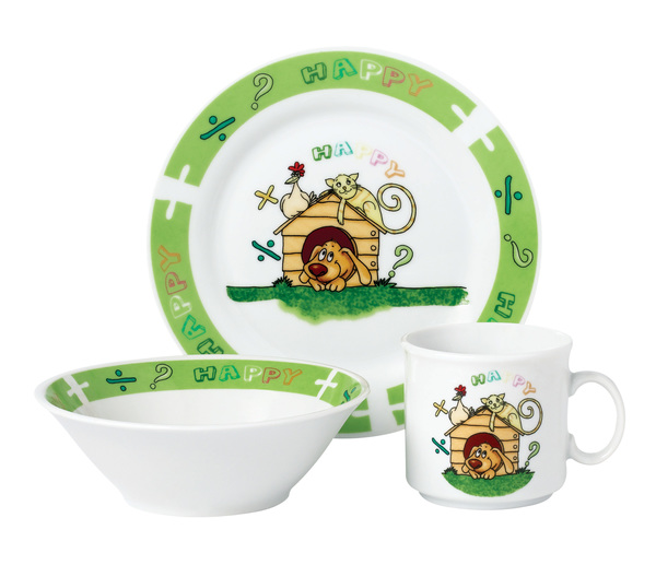 Детский набор LIMITED EDITION HAPPY DAY D111027 (3 пр) - 27136