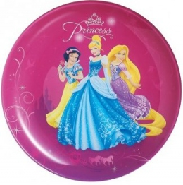 Тарелка детская Luminarc Disney Princess Royal 3992J